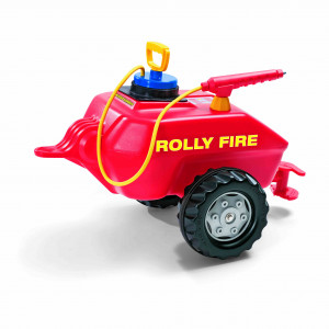 rolly toys - rollyVacumax Fire rot - Löschwagen