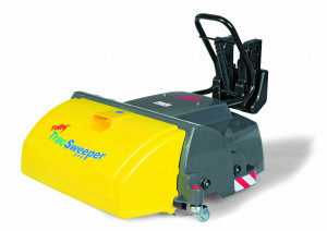 rolly toys - rollyTrac Sweeper - Kehrmaschine