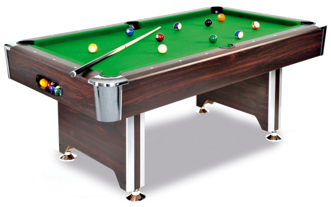 Winsport Billardtisch Sedona - Billard - Pool 6ft