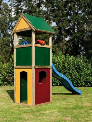 WINNETOO Spielturm bunt GP853