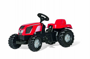 rolly toys - rollyKid Zetor rot