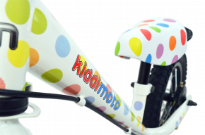 Super Junior MAX Pastel Dotty -  Laufrad von Kiddimoto