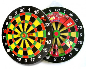 karella Magnet Dartboard Set Family - Kinderdart
