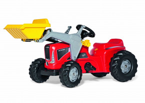 rolly toys - rollyKiddy Futura rot mit Lader