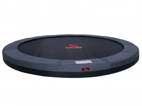 Inground Trampolin Flat Level Ø360 von Dinocars - DTGR-12-FL