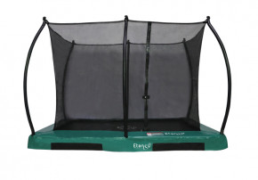 Inground  2,81 x 2,01 m Hi-Flyer 0965 - Combi mit Netz - Etan Trampolin