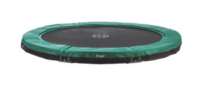 Premium Inground SOLO - 250 cm Gold 08 - Etan Bodentrampolin