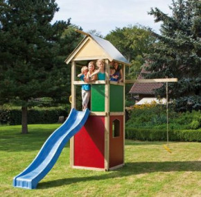 WINNETOO Spielturm bunt GP851