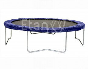 Trampolin Jumpfree Exclusive Blau 430 - auch als Inground nutzbar