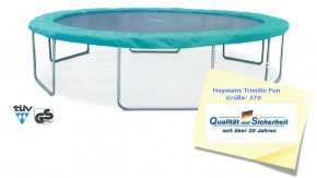 Heymans Trampolin Trimilin Fun 370