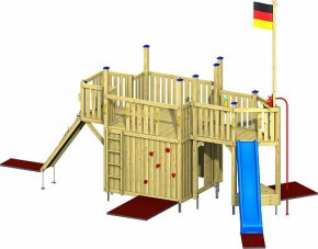 WINNETOO Spielturm GP804 Giga