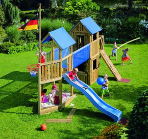 WINNETOO Spielturm GP709